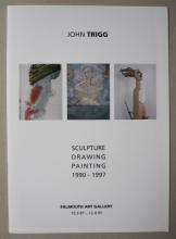 Catalogue  Sculpture Painting and Drawing Falmouth Gallery  1997